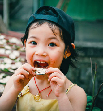 Trastornos alimenticios en niños